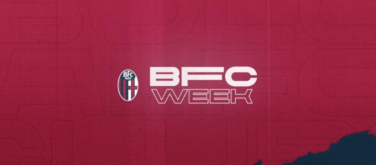 Al via da domani Bfc Week, ogni giovedì tutto il mondo rossoblù è su Bfc Tv