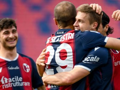 Bologna bello e vincente davanti a Saputo, Spezia annichilito 4-1 con doppio Svanberg, Orsolini e Barrow