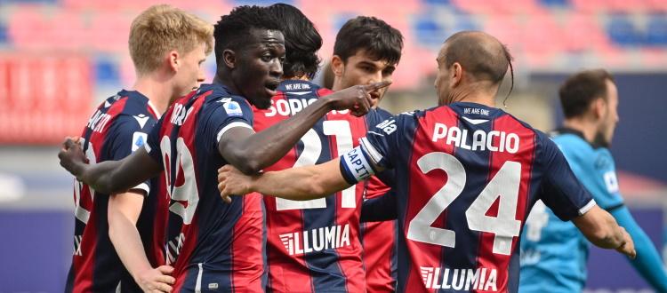 Bologna-Spezia 4-1: il Tosco l'ha vista così...