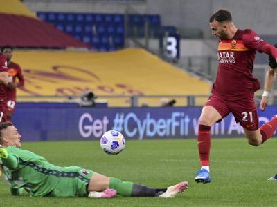 Bologna prima sprecone e poi spento, la Roma ringrazia Mayoral (e Danilo) e vince 1-0 col minimo sforzo