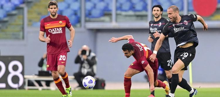 Roma-Bologna 1-0, il Tosco l'ha vista così...