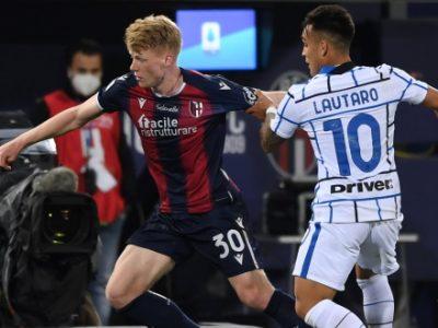 Bologna-Inter 0-1: il Tosco l'ha vista così...