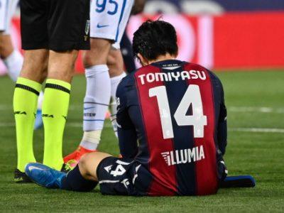 Nessuna novità nelle convocazioni per Bologna-Torino, ancora fuori causa Tomiyasu