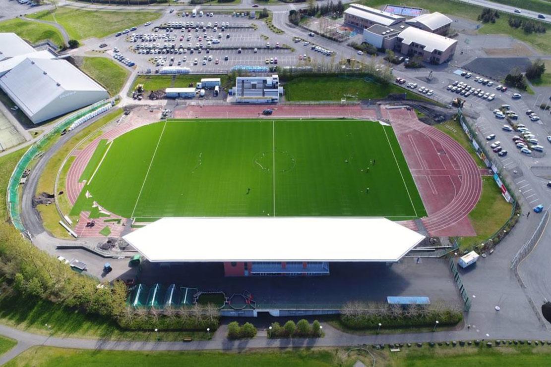 Kópavogsvöllur Stadium Breiðablik