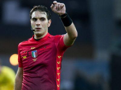 Udinese-Bologna sarà diretta da Alberto Santoro di Messina
