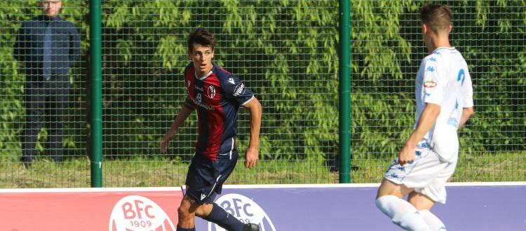 Bologna Primavera, altro brutto tonfo: a Casteldebole l'Empoli passa con un netto 4-1, rossoblù sempre in zona playout