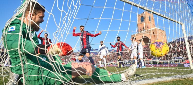 Bologna senza vittoria casalinga sulla Fiorentina dal 2013, l'anno scorso rossoblù salvati da Orsolini al 94'