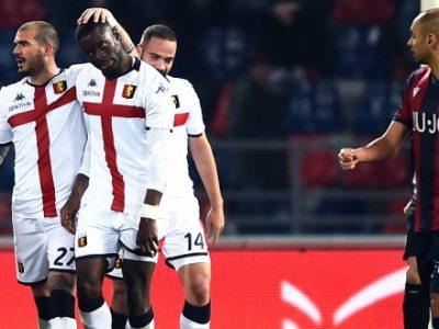 Bologna, precedenti casalinghi col Genoa favorevoli ma c'è uno 0-3 da riscattare. Il 15 febbraio 2020 in gol anche Soumaoro