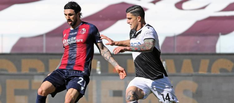 Udinese-Bologna 1-1: il Tosco l'ha vista così...