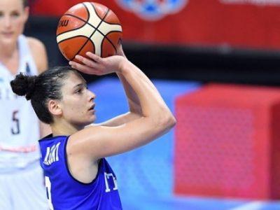 Dopo Belinelli, altro colpo ad effetto della Virtus: presa Cecilia Zandalasini. E il nuovo coach della squadra femminile è Lino Lardo