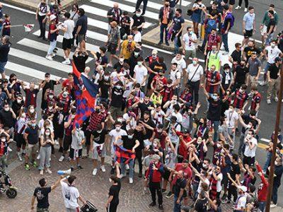 Le foto di Bologna-Juventus disponibili in alta definizione nella Gallery di Zerocinquantuno