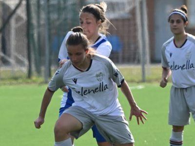 Il Bologna Femminile sbanca anche Reggio Emilia e rimane in vetta: Polisportiva Cella piegata 2-1 con Rambaldi e Marcanti