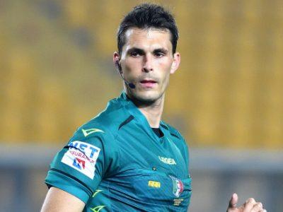 Hellas Verona-Bologna sarà diretta da Matteo Marchetti di Ostia