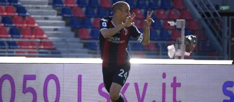 Tripletta a 39 anni, Palacio nella storia della Serie A e dei top 5 campionati europei
