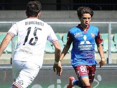 Giorni felici in casa Vignato: dopo i tre assist di Emanuel, il fratello Samuele debutta in Serie B