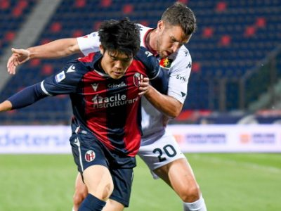Bologna-Genoa 0-2: il Tosco l'ha vista così...