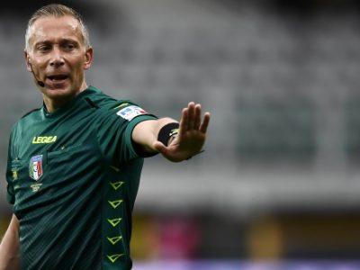 Bologna-Juventus sarà diretta da Paolo Valeri di Roma
