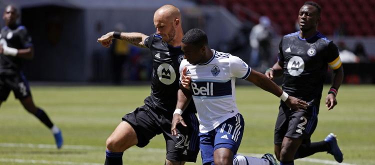 Primo stop stagionale per il CF Montréal, a Vancouver vincono i Whitecaps 2-0