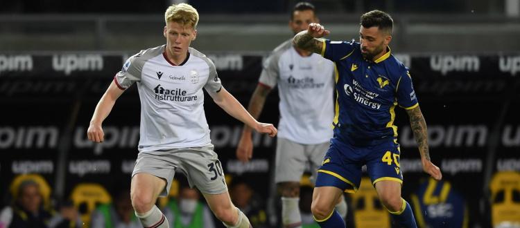 Hellas Verona-Bologna 2-2: il Tosco l'ha vista così...