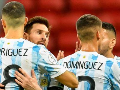 Esordio vincente di Dominguez in Coppa America, altri 90 minuti per Medel, non impiegato Skov Olsen