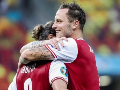 Europei, l'Austria di Arnautovic batte 1-0 l'Ucraina e accede agli ottavi: sabato sfiderà l'Italia