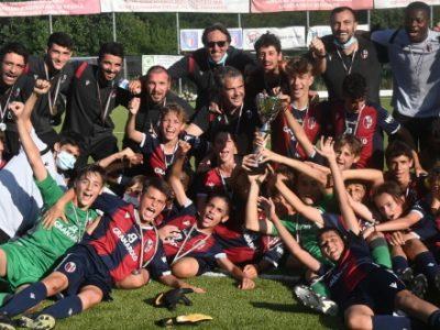 Il Bologna Under 13 è campione regionale, sconfitta l'Imolese in finale