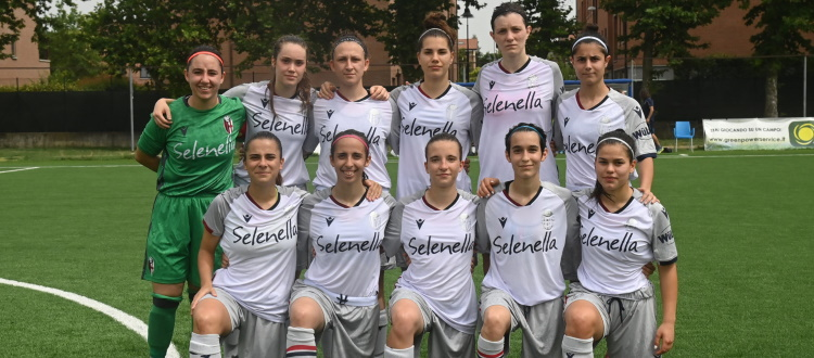 Il Bologna Femminile chiude il campionato pareggiando 0-0 con l'Arezzo: niente Serie B, ma resta una stagione super
