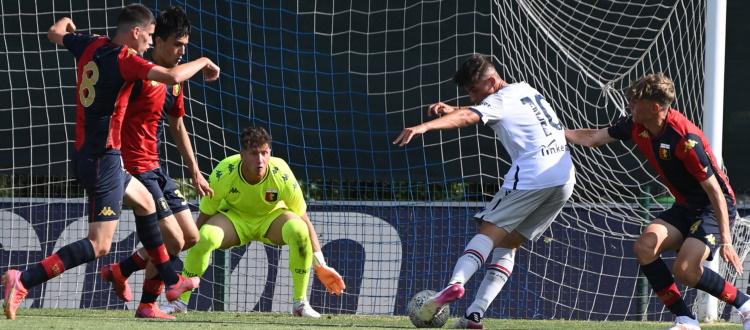 Niente finale per il Bologna Under 17: vantaggio illusorio di Anatriello, poi il Genoa rimonta e vince 3-1