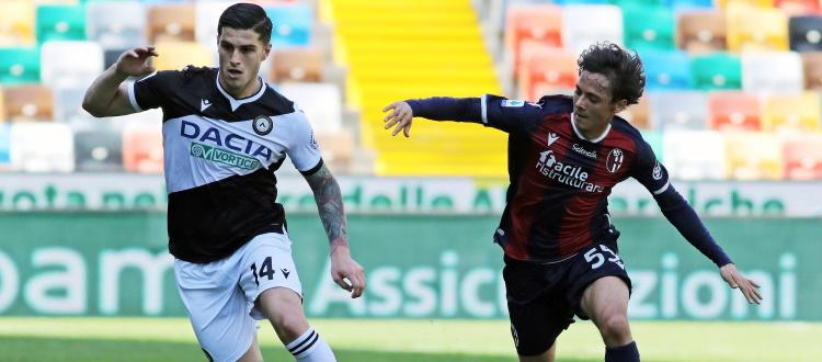 Bonifazi arrivato a Bologna: 5,5 milioni alla Spal e contratto quadriennale. Seck resta a Ferrara