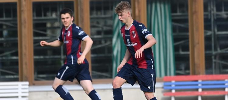 Bologna Under 17, continua lo show: 8 gol in casa della Reggiana e quarti di finale ad un passo
