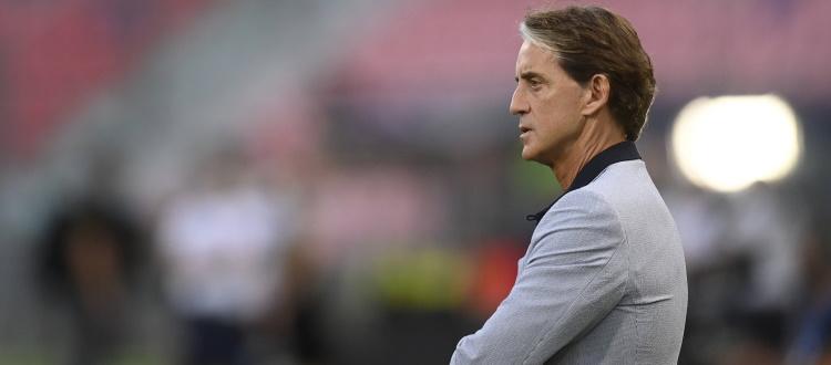 Partitella a Coverciano, l'Under 20 beffa 1-0 la Nazionale di Mancini con gol del rossoblù Cangiano