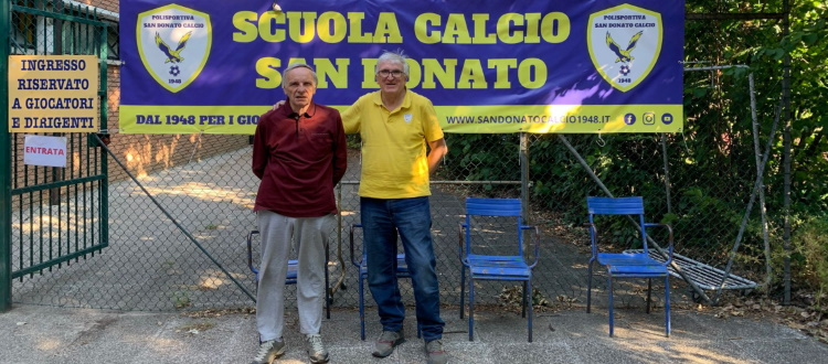 San Donato, la polisportiva del popolo