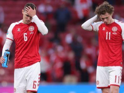 Mezzora per Skov Olsen nella sconfitta della Danimarca contro la Finlandia, notizie confortanti su Eriksen
