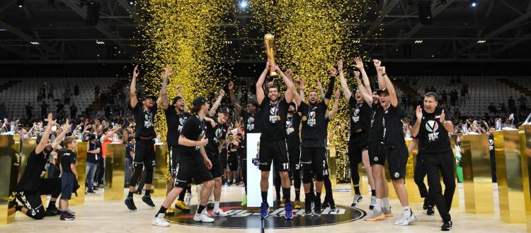 BFC, una pagina sul Resto del Carlino per congratularsi con la Virtus campione  d'Italia | Zerocinquantuno