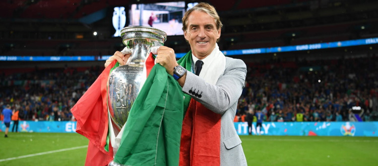 Euro 2020, finale Italia-Inghilterra: highlights e foto del trionfo azzurro a Wembley