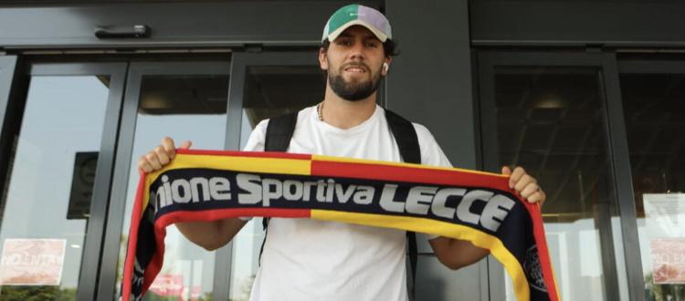 Ufficiale: Arturo Calabresi al Lecce