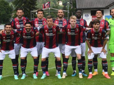 Bologna, terminato il ritiro di Pinzolo: martedì 27 alle 17 la ripresa a Casteldebole
