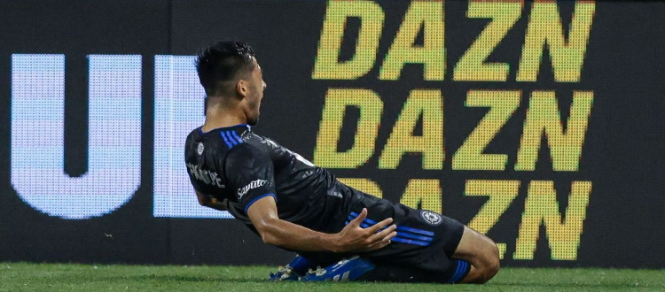 Choiniere regala un successo prezioso al CF Montréal, l'Inter Miami si arrende 1-0