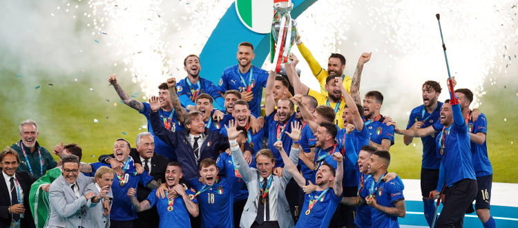 Wembley si inchina all'Italia, siamo campioni d'Europa! Inghilterra piegata ai rigori, capolavoro di Mancini