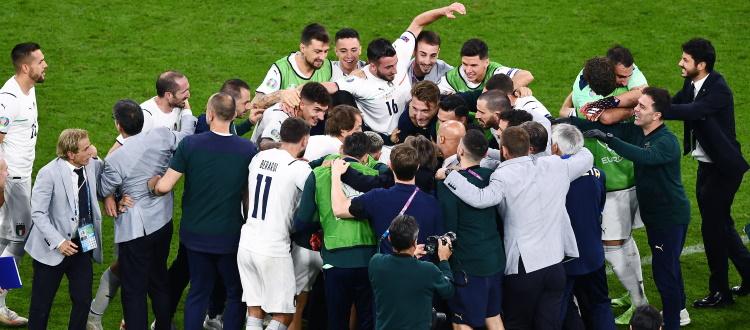 L'Italia è tornata grande: Belgio battuto 2-1 con Barella e Insigne, gli azzurri di Mancini in semifinale agli Europei