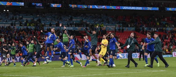 L'Italia ci mette il cuore e supera anche la Spagna: è finale! Morata risponde a Chiesa per l'1-1, ai rigori decidono Donnarumma e Jorginho