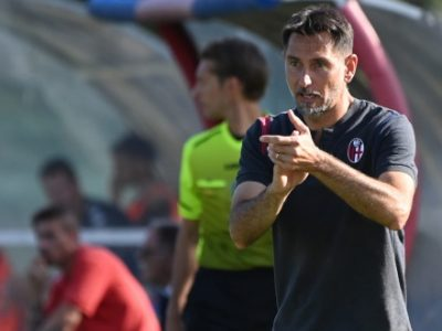 Vigiani nuovo allenatore del Bologna Primavera: