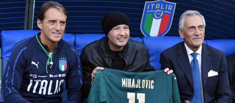 Il Bologna di Mihajlovic e la Nazionale di Mancini: tatticamente più di qualche affinità