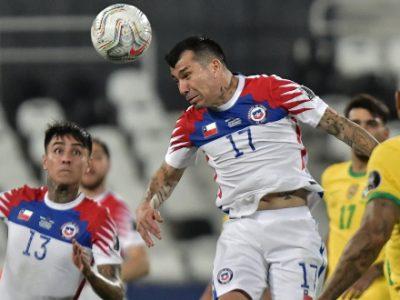Il Cile di Medel saluta la Coppa America, nei quarti vince il Brasile 1-0