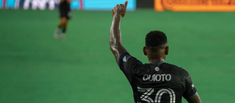 CF Montréal, bella vittoria in rimonta contro il New York City: 2-1, decide Quioto