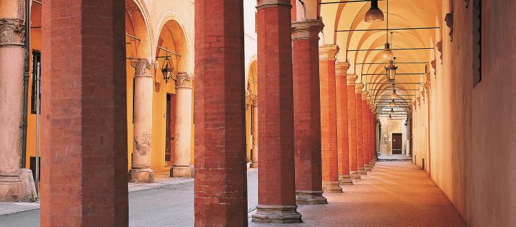 I portici di Bologna nominati patrimonio dell'umanità UNESCO
