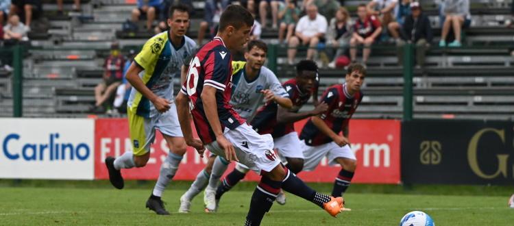 Bologna, la preparazione si fa sentire: poca brillantezza contro la Feralpisalò, vittoria 1-0 con rigore di Raimondo