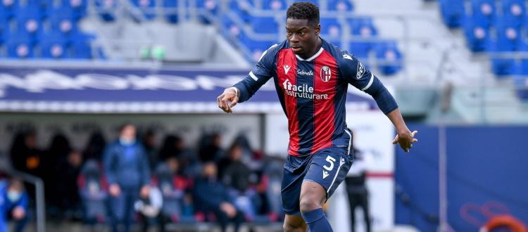 Ufficiale: Adama Soumaoro al Bologna a titolo definitivo