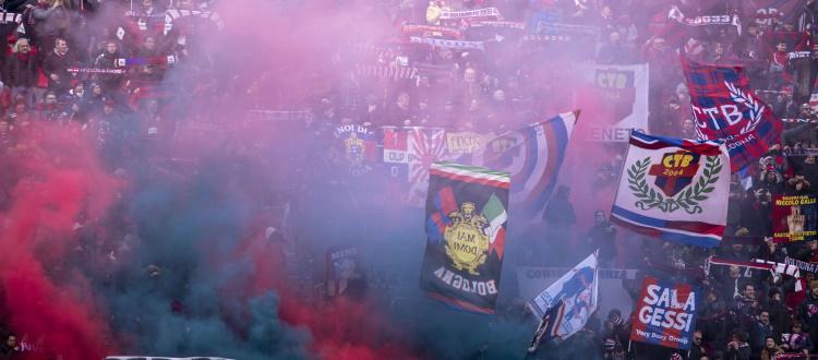 Da domani la prevendita per Bologna-Ternana, il club rossoblù va incontro ai tifosi: prezzi popolari e agevolazioni per gli abbonati 19/20