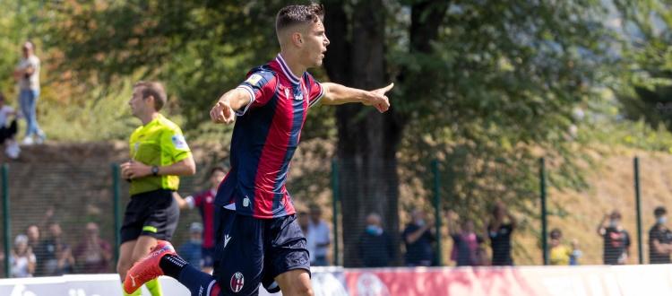 Raimondo segna sempre ma il Bologna Primavera inizia male il campionato: Napoli corsaro 2-1 a Casteldebole